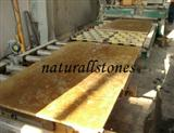 slabs marble yellow