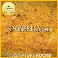 Golden Fantasy Granite Honed Finish