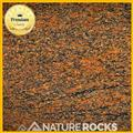 Rossette Brown Granite Honed Finish