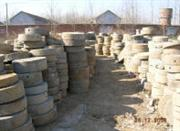 Antique stone yard