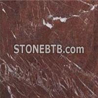 Yushan Red, China Marble