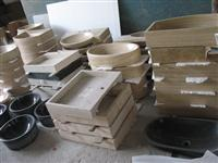 Supply Stone Basin, Stone Bowl, Stone Sink, Stone Washbasin, Marble Sink, Marble Basin, Granite Sink