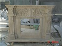 Egypt beige Fireplace