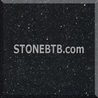 Black Granite Floor Tiles