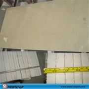 Beige New Cream Marble Slab and Tile
