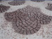 Granite cobblestone paver, granite kerbstone, driveway granite cobblestone , granite pavers, cobblestone sizes
