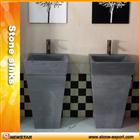 Unique Pedestal  Sinks,Stone pedestal sink , colored pedestal sinks, decorative pedestal sinks, marble pedestal sink, travertine vanity sink