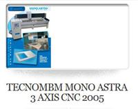 Techno MBM Mono Astra CNC-Routers