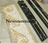 Marble Pencil Liner, Stone Border Liner, Stone Mosaic Liners