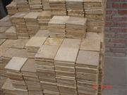 sell China travertine tile