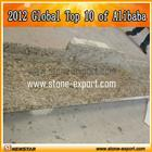Tiger skin yellow granite countertops