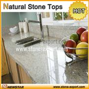 Double sink countertop