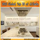 Arabescato Corchia marble kitchen countertop