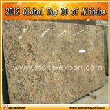 Golden Beach Granite Slab