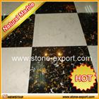 chocolate brown marble slab