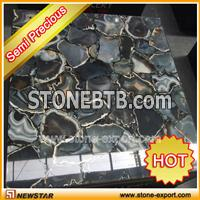 agated stone tiles