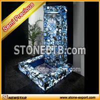 artificial stone shower panel