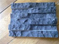 Black Wave Special Chiseled Marble