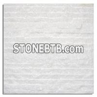 Pure White Line Chilesed Marble