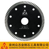 Sintered Continuous Rim Turbo Blade