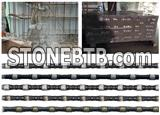 Wires for granite quarrying