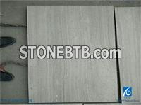 White Wood Grain Vein Cut Marble Slabs & Tiles,White Wood Grainy Tiles, White Wooden Marble