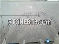 Landscape Paintings Marble Slabs & Tiles,Chinese Style Landscape Painting,China White Marble