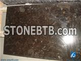 Brown Antique Granite Slabs & Tiles, Marron Antique Angola Slabs,Angola Brown Granite