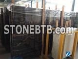 Afghanistan Black Golden Flower Marble Slabs & Tiles,Black and Gold Marble Slabs, Black Portoro Marble