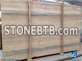 Travertino Silver Travertine Slabs,Pasargad Silver Slab Travertine Slabs & Tiles,Italy Grey Travertine