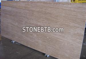 Beige Travertine Vein Cut (A)