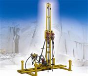 Two-Hammer Rock Driller Vertical and Horizontal