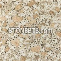 Three Coarse Grain Granite