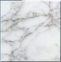 Snow Flake White Marble