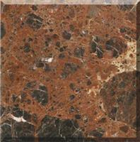 Maple Leaf Red Marble