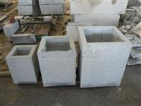 g654 special shaped planters
