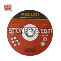 7 Inch 180x1.6x22.23mm Abrasive Tools Company Cutting Wheel For Stainless Steel