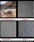 New quarry from China, alternative G664