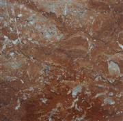 Volcano red marble tile