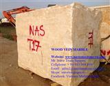 Wood Vein Marble Blocks, from Nastoma Stone Vietnam