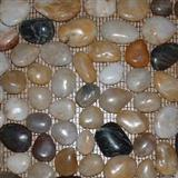 Mixed Pebble Natural Stone