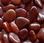 Red Pebble Natural Stone