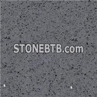 Galaxy Grey Engineered Quartz Stone KF-001