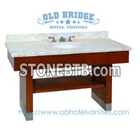 Granite Vanity Base for Bathroom Vanity Sink Base