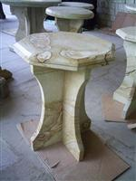 Golden Palimo Table