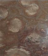 China Big flower brown marble