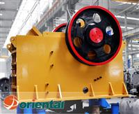 V Series Hydraulic Jaw Crusher