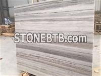 Crystal Wooden Marble big slab