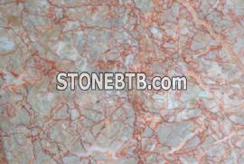 Red quality marble