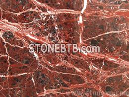 China red marble stone